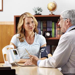 Hospital Grade Digital Blood Pressure System