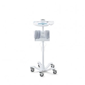 Welch Allyn Accessory Cable Management Mobile Stand for Connex Vital Signs Monitor 6000 Series; with Storage Bin (PRE-ORDER)