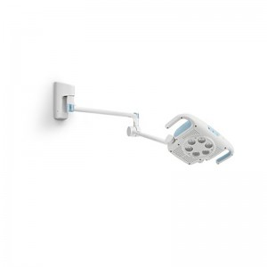 GS 900 Procedure Light Wall Mount