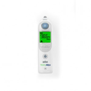 Braun ThermoScan PRO 6000 Ear Thermometer with Small Cradle