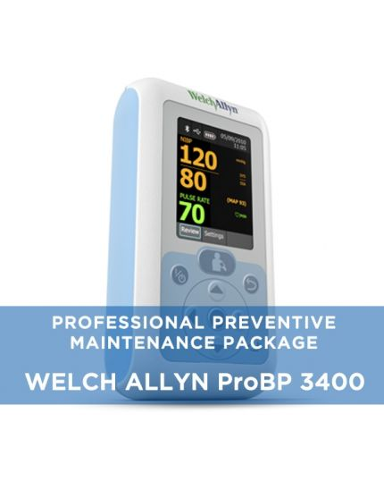 Onsite Professional Preventive Maintenance – ProBP 3400